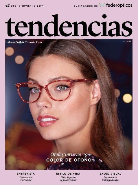 Tendencias de Federópticos Nº 42 - Otoño/Invierno 2019