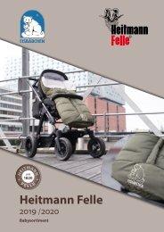Heitmann Felle Babysortiment 2019/20