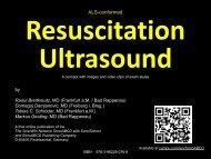 Resuscitation Ultrasound