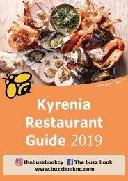 Kyrenia Restaurant Guide 2019