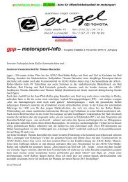 gpp– – classic-center – shop - gerd plietsch presse