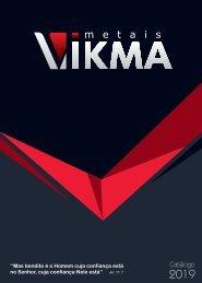 Catálogo Metais Vikma