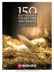 Böker Outdoor und Collection | Herbst / Winter 2019