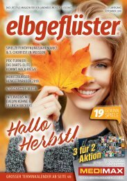 Elbgeflüster September 2019