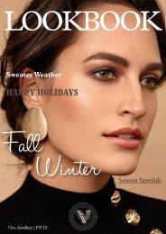 Viva Jewellery Lookbook   FW19