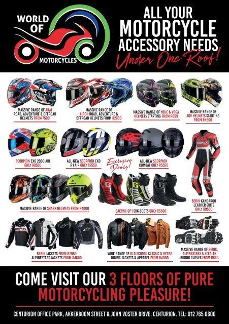 RideFast Magazine September 2019