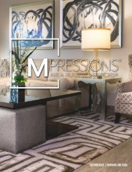 Mpressions® Area Rugs by Mteriors® Brochure