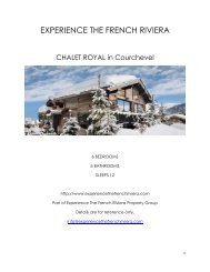 Chalet Royal - Courchevel