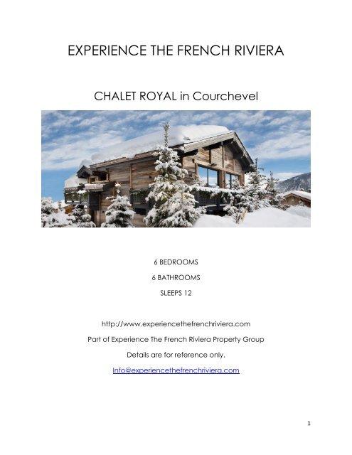 Chalet Royal - Courchevel