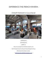 Chalet Panmah - Courchevel