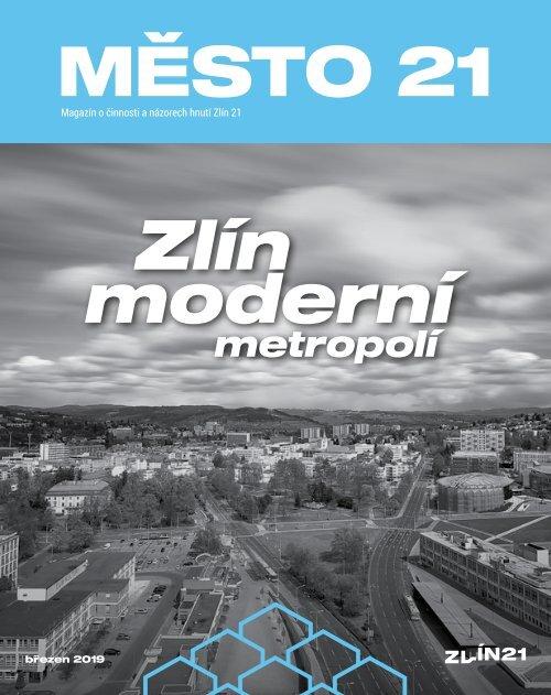 Magazín o činnosti a názorech hnutí Zlín 21