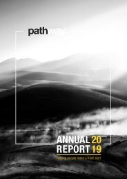 Pathway Annual Report 2019