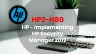 HP2-H80 Exam Braindumps