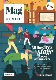 MAG Utrecht september & october 2019