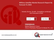 Military Satellite Market