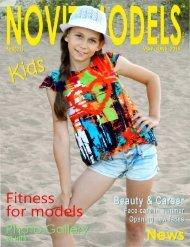 Magazine NOVIT MODELS KIDS™ №3/2019