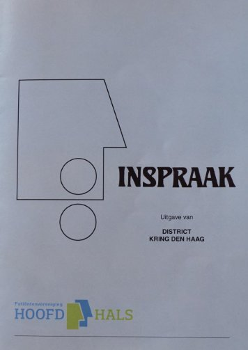 Inspraak aug 2019