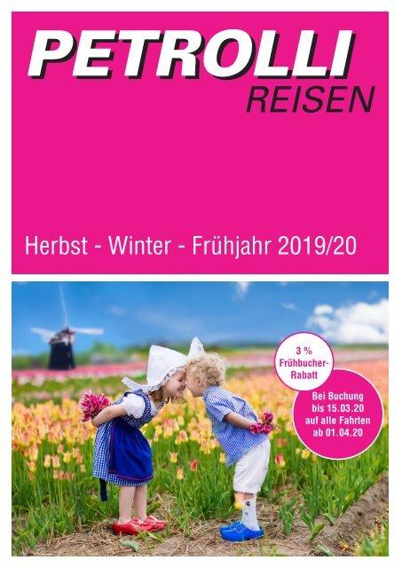 Herbst - Winter - Frühjahr 2019/20