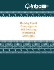 6 Best Holiday Email Campaigns Ideas and Holiday Marketing Strategies