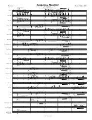 Symphonic Manifold-Thomas Rohrer