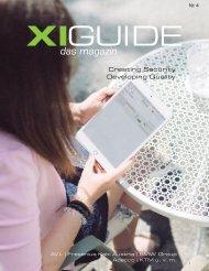 XiGuide 2019 - das Magazin