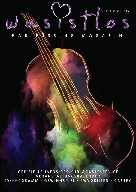 wasistlos bad fuessing magazin september 2019