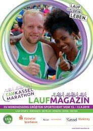 EAM Kassel Marathon - Das Magazin 2019