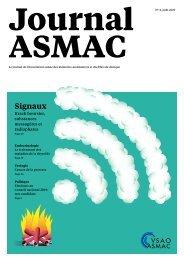 JOURNAL ASMAC No 4 - août 2019