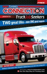 Trucker's Connection - September 2019