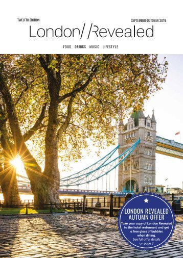 London Revealed - Issue 12 - September and October 2019