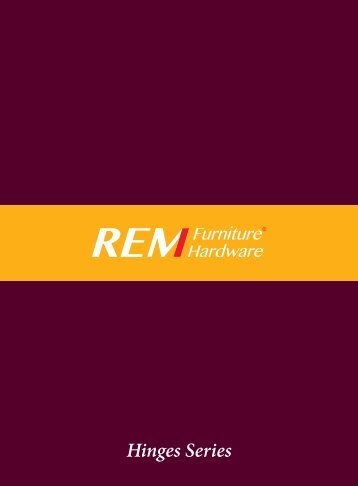 2019-Rem-Hinges Series