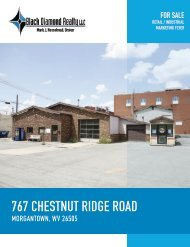 767 Chestnut Ridge Road Marketing Flyer