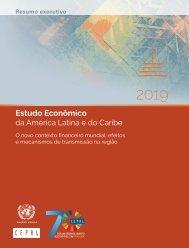 Estudo Econômico da América Latina e do Caribe 2019