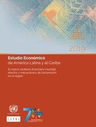 Estudio Económico de América Latina y el Caribe 2019