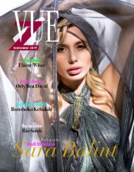 VueZ™ Magazine September 2019