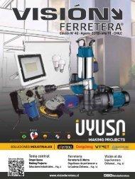 VISIÓN FERRETERA EDICIÓN 42 AGOSTO 2019