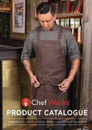 Chef Works Catalogue
