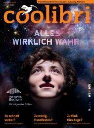 September 2019 - coolibri Oberhausen, Duisburg, Mülheim