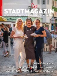 Stadtmagazin September 2019