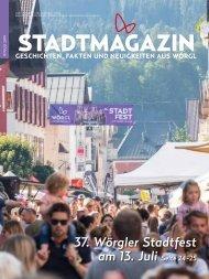 Stadtmagazin Juli 2019