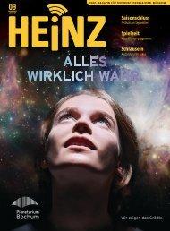 09_2019 HEINZ MAGAZIN Duisburg, Oberhausen, Mülheim