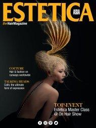 Estetica Magazine ASIA Edition (3/2019)