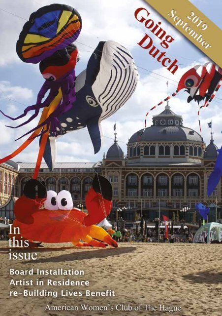 AWC Going Dutch September 2019
