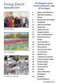 AWC Going Dutch September 2019 - Page 3