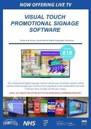Digital Signage Software Solution