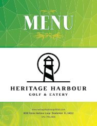 TPACM-19002-Heritage Harbour Golf & Eatery FL - MENU