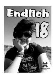 Endlich 18 als pdf - Jugend Information Nürnberg