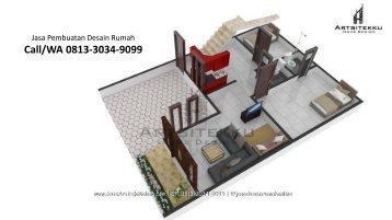 ELEGAN   CALL/WA 0813-3034-9099   Design Interior Rumah