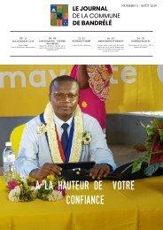 Le Journal de la commune de Bandrélé