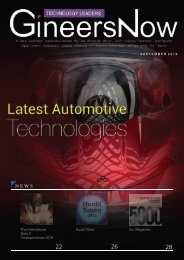Latest Automotive Technologies - Technology Leaders magazine, Sep2019